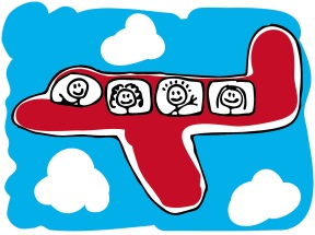 Avião desenho
