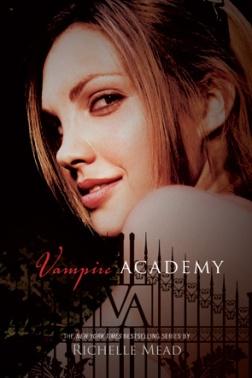 Vampire Academy_capa