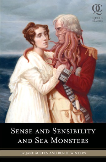 Sense and Sensibility and Sea Monsters_capa