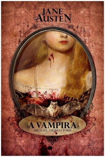 Jane Austen a Vampira_capa