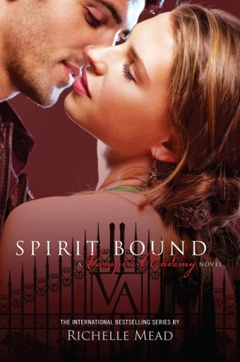 Spirit Bound_capa