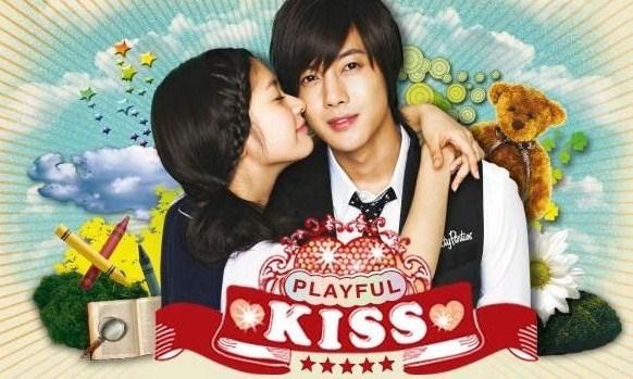 K-dorama: Playful Kiss (1/6)