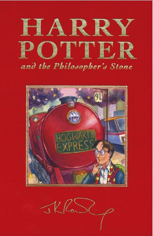 HP Philosophers Stone