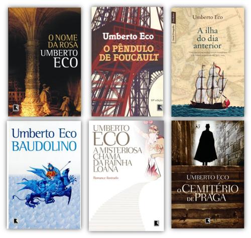 livros eco