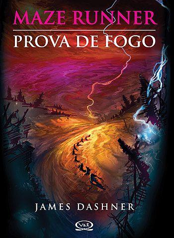 Maze Runner - Prova de Fogo (James Dashner) (1/5)