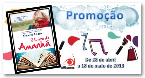 banner_promoção O Livro do Amanhã