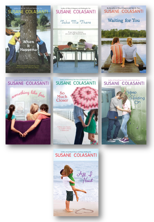 books_Susane_Colasanti