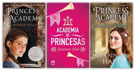 serie academia de princesas