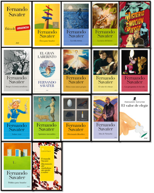 livros savater