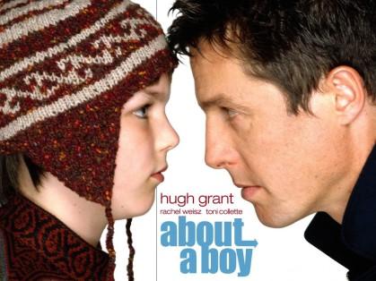Filme de 2002. Estrelado por Hugh Grant e Nicholas Hout e dirigido por Chris Weitz e Paul Weitz.