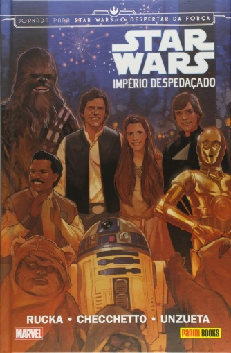 STAR WARS IMPERIO DESPEDACADO