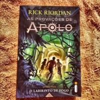 O Labirinto de Fogo (Rick Riordan)