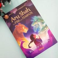 Aru Shah e o Fim dos Tempos (Roshani Chokshi)